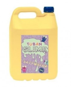 TUBAN Aktywator do slime 5000 ml