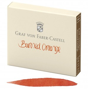 GRAF VON FABER-CASTELL Burned Orange 6 szt
