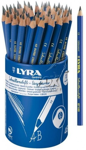 Ołówek trójkątny do nauki pisania LYRA B